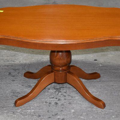 Włoska czereśniowa ława-stolik kawowy cena: 590 zł; dł: 119 cm; szer: 70 cm; wys: 55 cm